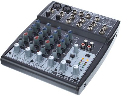 Behringer Xenyx 802
