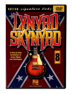 Hal Leonard Lynyrd Skynyrd (DVD)