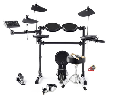 1stClassRock MPS-100 E-Drum complete Set