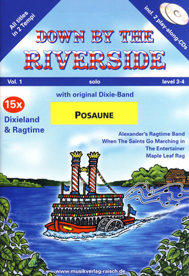 Musikverlag Raisch Down By The Riverside Trombone