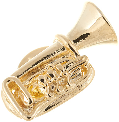 Art of Music Pin Tuba
