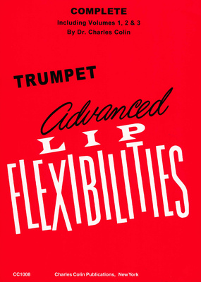 Charles Colin Music Advanced Lip Flexibilities (TR)