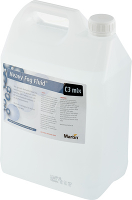 Martin Heavy Fog Fluid (C3 mix) 5l