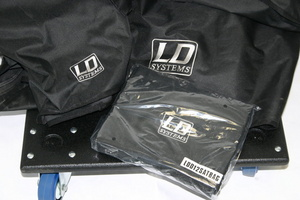 LD Systems Dave 12 Cover Set