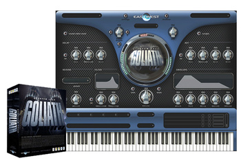 East West Quantum Leap Goliath Virtueller Sampleplayer