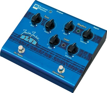 Seymour Duncan SFX-11 Twin Tube Blue
