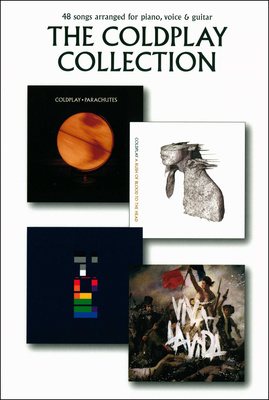 Wise Publications The Coldplay Collection