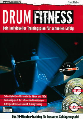 PPV Medien Drum Fitness Vol.1