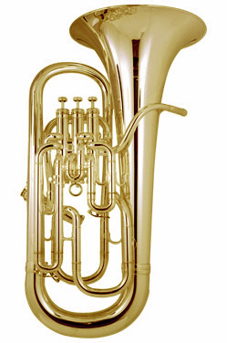 Besson BE-967 Sovereign Euphonium