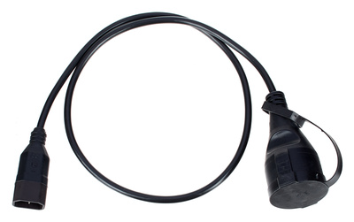 Stairville Power Adapter Cable 1m