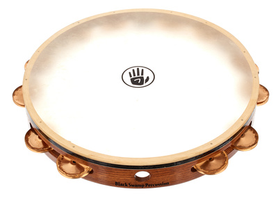 Black Swamp Percussion T12-4 Tambourine
