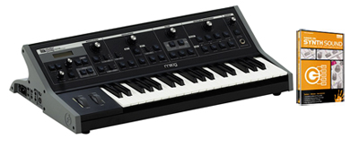 Moog Little Phatty Stage II Bundle