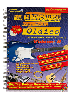 Streetlife Music Pop Rock Oldies Vol.2