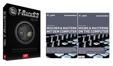 IK Multimedia T-RackS 3 Deluxe Bundle