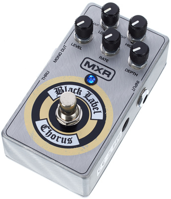 MXR ZW-38 Zakk Wylde Black Label