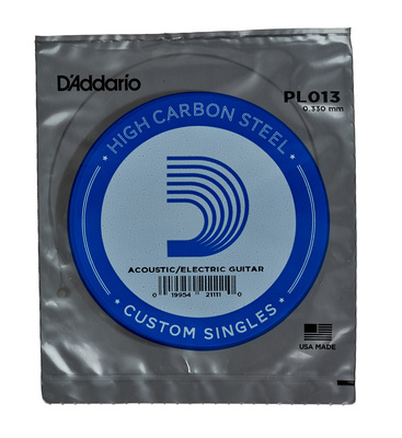 Daddario PL013 Single String