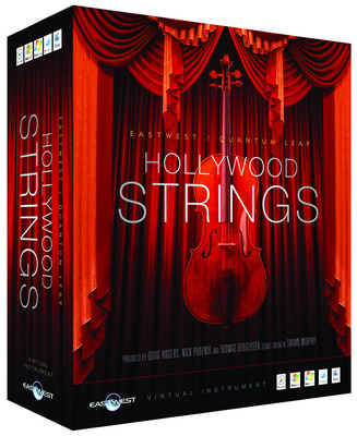 East West QL Hollywood Strings Diamond für MAC