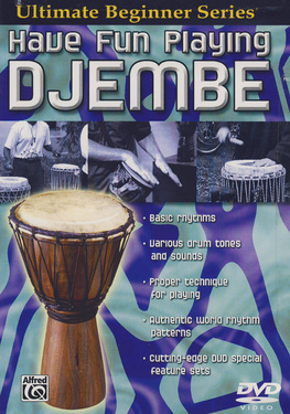 Alfred Music Publishing Have Fun Playing Djembe