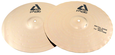 "Paiste 14"" Alpha Metal Edge Hi-Hat"