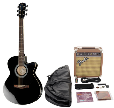 Fender FA-130 Acoustic/Electric Pack