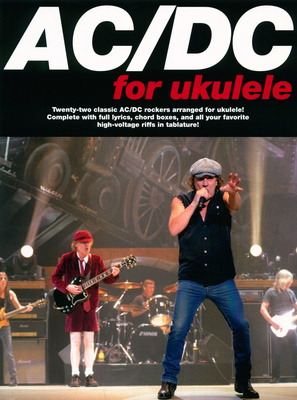 Music Sales AC/DC for Ukulele