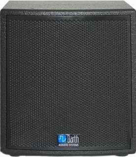 Barth Acoustic Systems BS-8.Compact