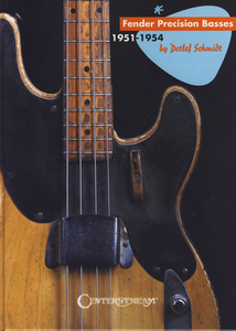 Centerstream Fender Precision Basses