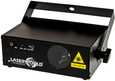 Laserworld EL-120R 120mW Red