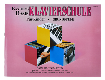 Neil A.Kjos Music Company Bastien Klavier Grundstufe