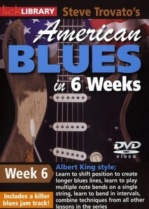 Music Sales American Blues Week 6