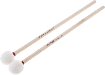 Gewa Timpani Mallets Concert 40mm