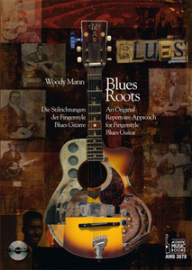 Acoustic Music Woody Mann| Blues Roots