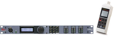 DBX DriveRack PX Bundle