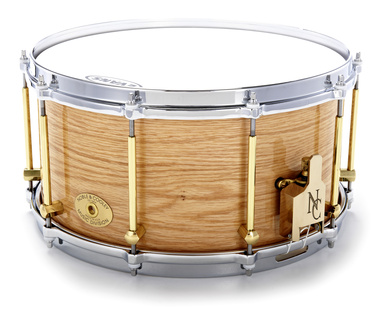 "Noble & Cooley 14""x07"" Classic Snare Oak"