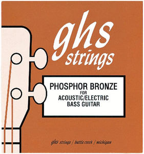 GHS 9200 L Acoustic Bass Short