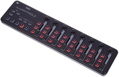 Korg nanoKONTROL 2 black