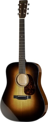 Martin Guitars D-18 Sunburst