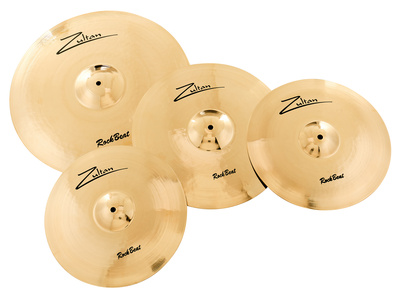 Zultan Rock Beat Cymbalset