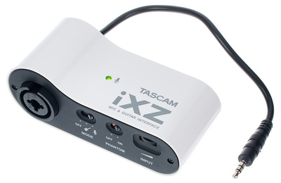 Tascam iXZ