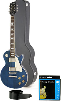 Epiphone Les Paul Ultra III MS Bundle