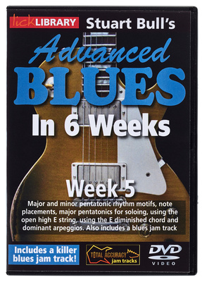 Music Sales Advanced Blues Week 5