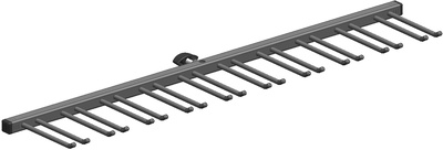 Thomann Multistand MS-42, mallet rake