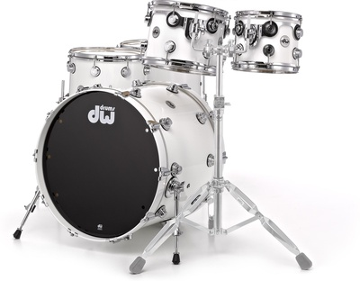 DW Lacquer Custom - Solid White