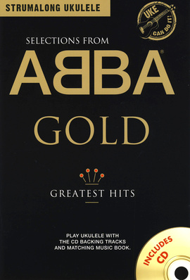 Hal Leonard Greatest from Abba f.Ukulele