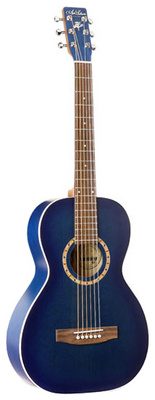 Art & Lutherie AMI Steel Trans Blue Cedar Q1