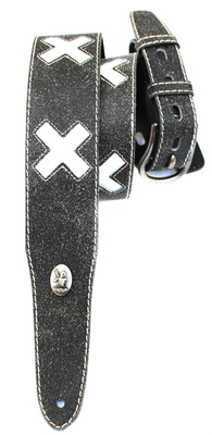 Minotaur Coat of Arms Six Crosses Strap