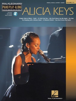 Hal Leonard Piano Play-Along Alicia Keys