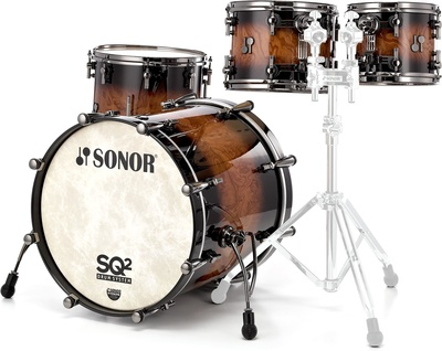 Sonor SQ2 Shell Set Maple