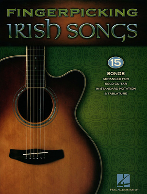 Hal Leonard Fingerpicking Irish Songs