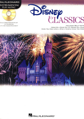 Hal Leonard Disney Classics for Trumpet